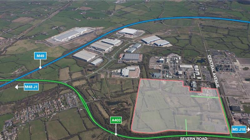 New Industrial / Distribution Development