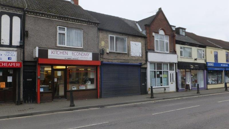 Retail Unit with Offices & Rear Yard