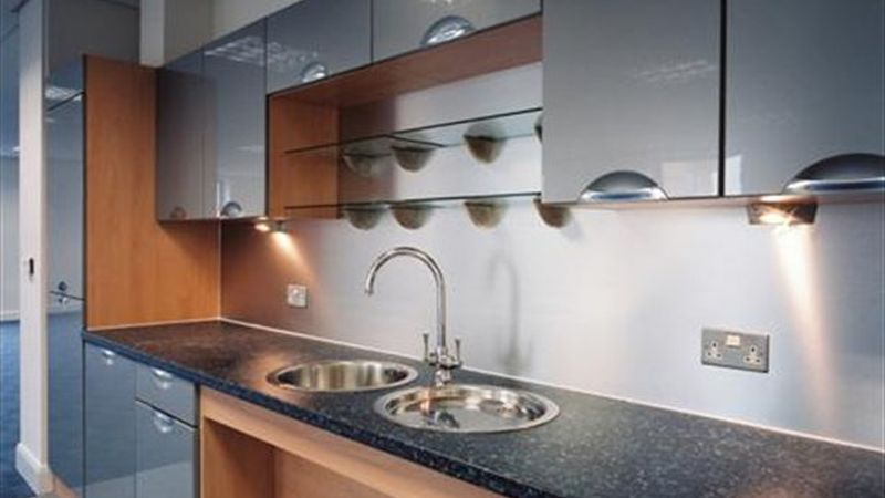 Indicative kitchen image