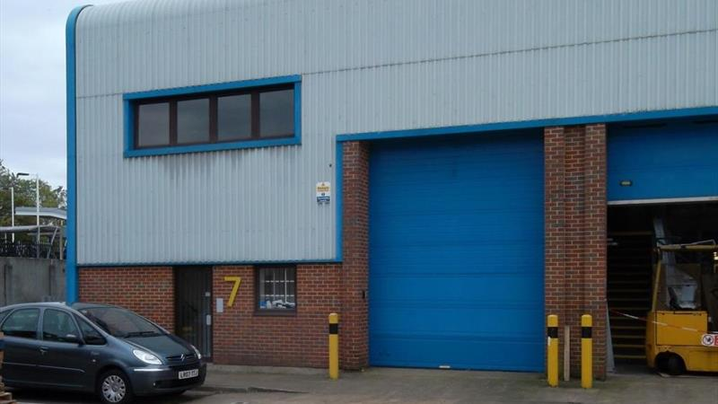 Unit 7, Station Industrial Estate