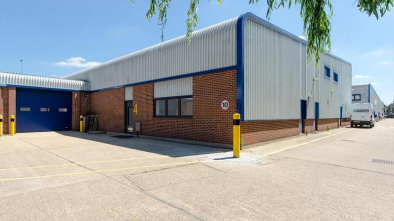 Unit 4 Station Industrial Estate