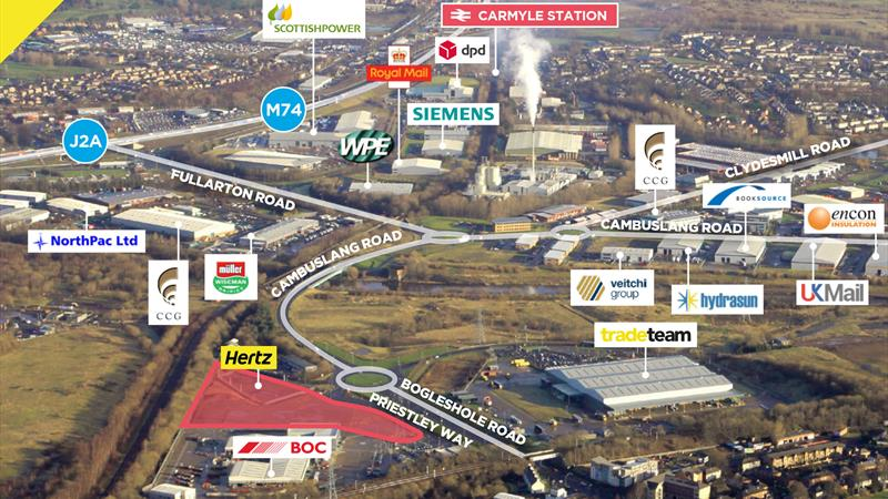 Cambuslang Investment Park