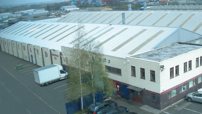 Warehouse / Industrial Unit with Office Space