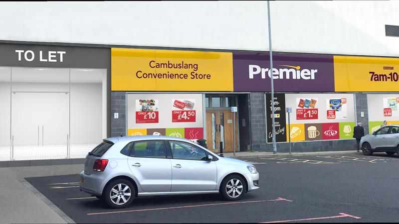 Retail Unit with Potential for Class 2 / 3