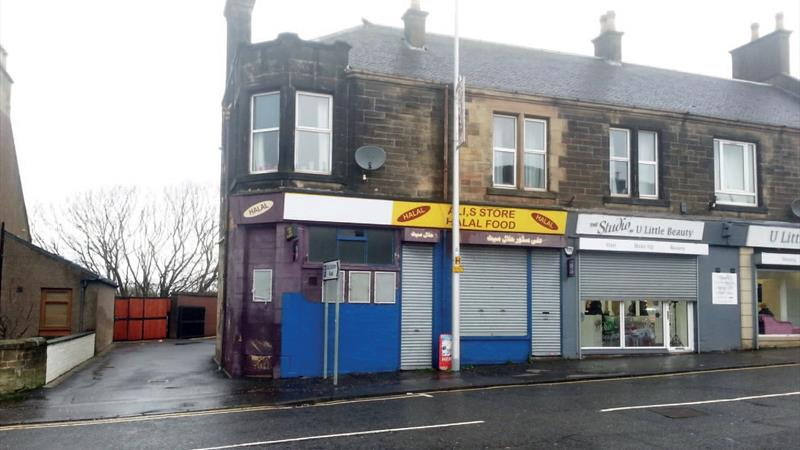 Retail Unit to Let (May Sell)