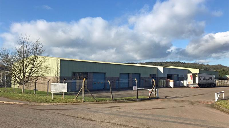 TO LET - MODERN INDUSTRIAL/WAREHOUSE PREMISES