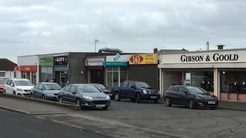 Prominent Roadside Shop Unit To Let
