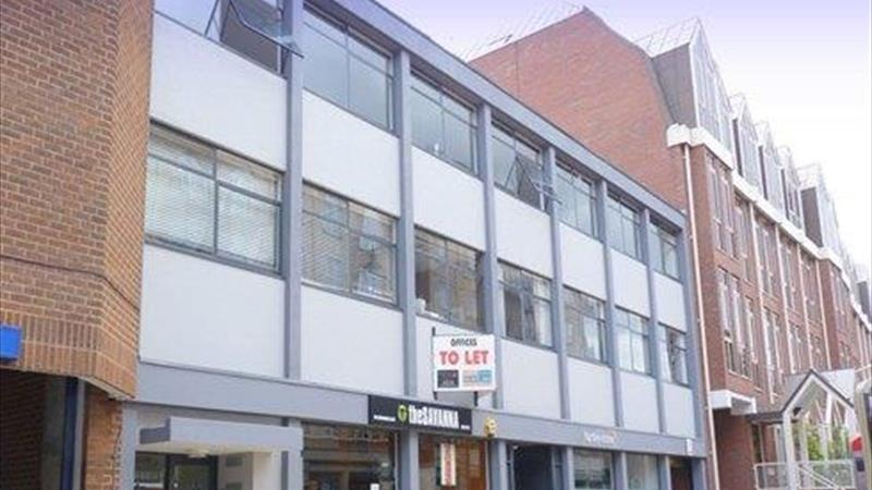 Self-Contained Office Suites to Let