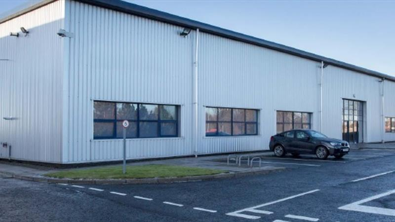 High Quality Detached Industrial Unit