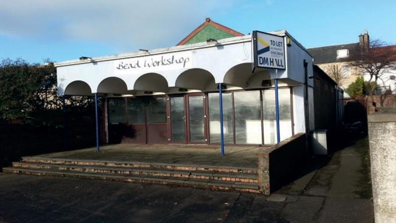 Substantial Retail Premises With Parking