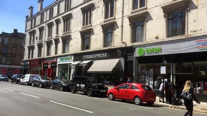 Prime Retail Unit To Let May Sell 221 Byres Road Glasgow