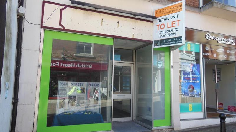 Retail Unit - To Let