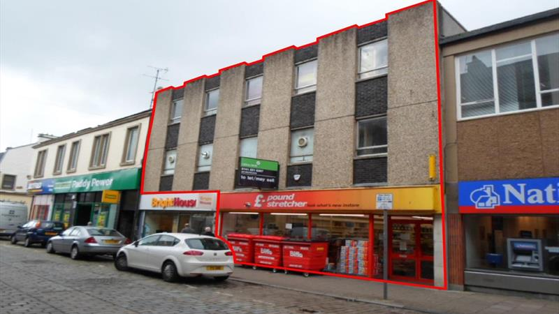 Retail Premises To Let / For Sale