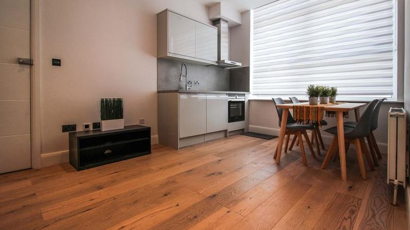 Refurbished Ground Floor Flat