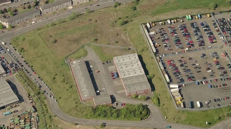 Site at Blochairn Industrial Estate