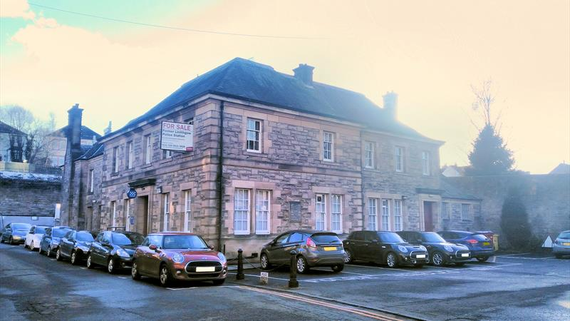 Former Linlithgow Police Station