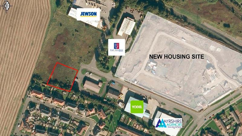 Industrial Development Site - For Sale