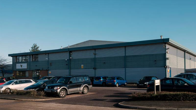 High Quality Warehouse Premises with Offices