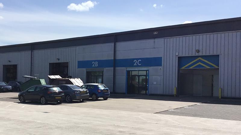 Modern Industrial Unit To Let