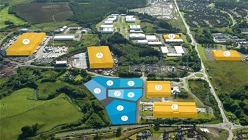 INDUSTRIAL & OFFICE DEVELOPMENT SITES FOR SALE