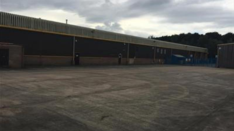 TO LET: HELLABY INDUSTRIAL ESTATE