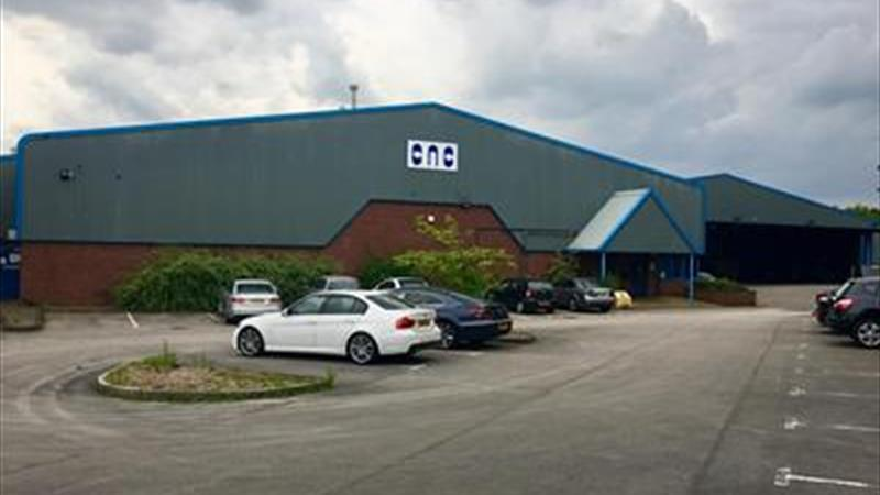 RARE INDUSTRIAL PROPERTY FOR SALE