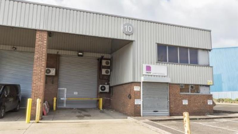 WAREHOUSE /INDUSTRIAL UNIT TO LET
