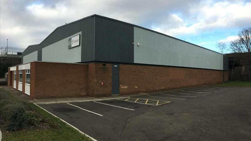 Industrial / Warehouse Premises To Let