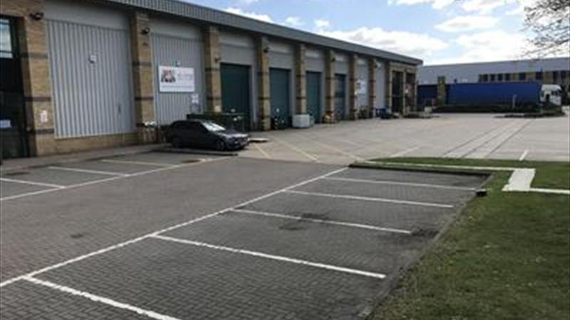 TO LET- MODERN WAREHOUSE UNITS
