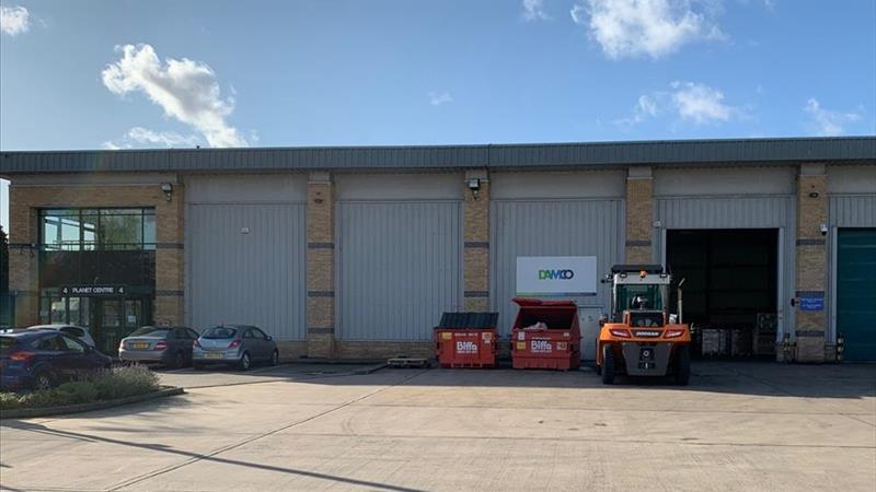 WAREHOUSE UNITS TO LET - 6,998 TO 15,170 SQ FT (65