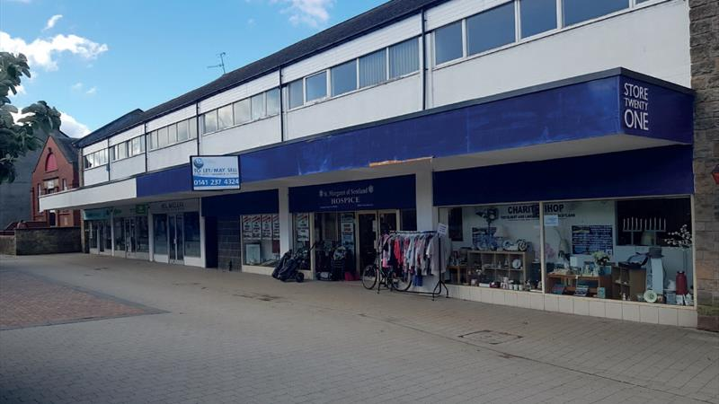 Retail Unit - To Let/May Sell