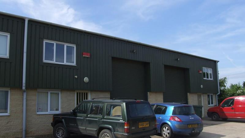 Industrial Premises With Office & Parking