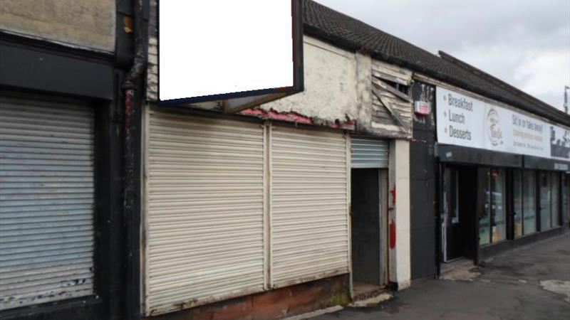 Lock-Up Shop To Let or May Sell