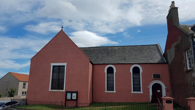 Former Church with Redevelopment Potential