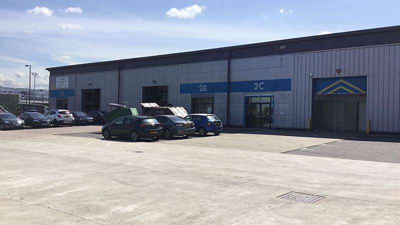 Clyde Gateway Trade Park, Rutherglen - Unit 2C