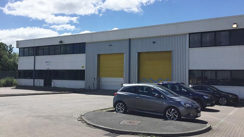 Shawhead Industrial Estate, Unit 2