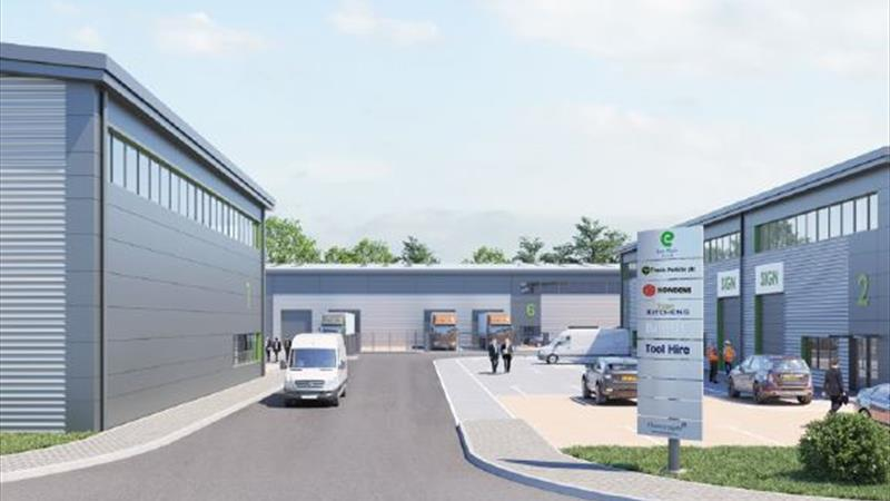 New Industrial Units To Let