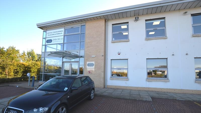OFFICE SUITE - TO LET