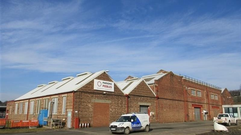 Well - Let Industrial Investment For Sale