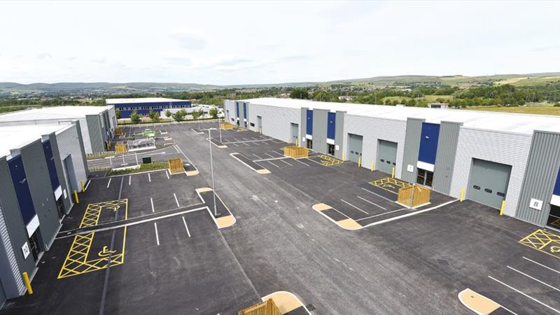 New Warehouse / Industrial Units