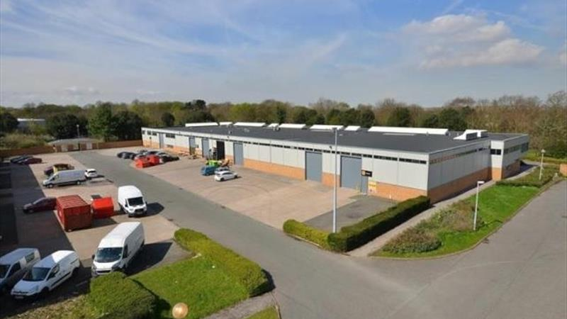 Light Industrial Premises With High Quality Office