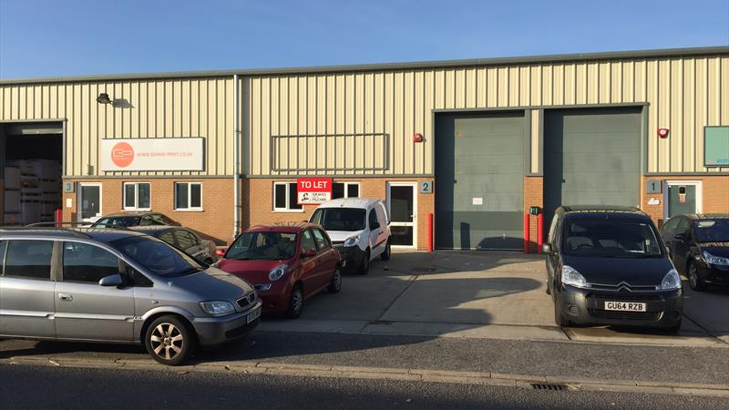 High Bay Warehouse With Flexible Planning Consent