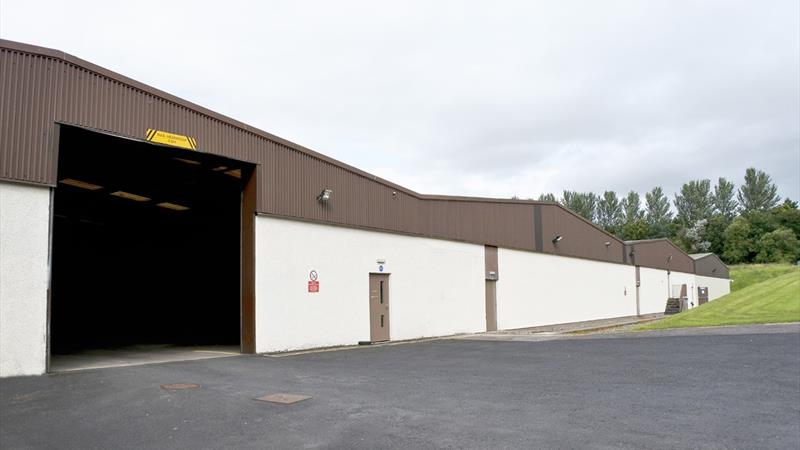 Storage / Light Industrial Unit