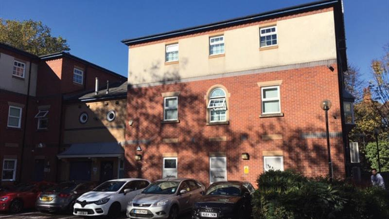 Modern Three Storey Offices In Attractive Location
