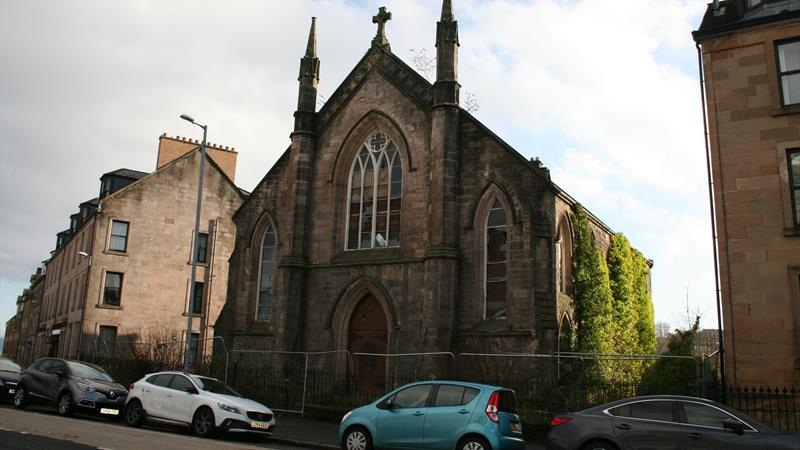 EU Congregational Church Site