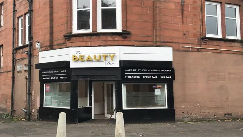 Former Beauty Salon On Popular Local Parade