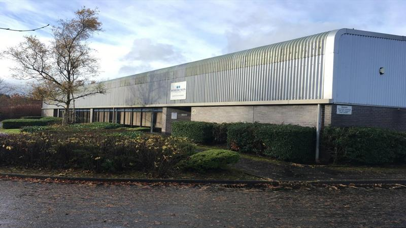 Modern Detached Industrial Premises