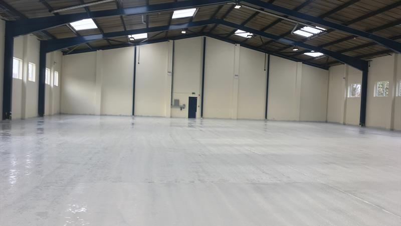 Refurbished Industrial / Warehouse Unit