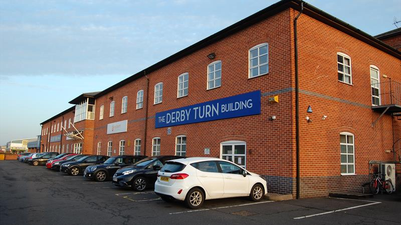 The Derby Turn Building