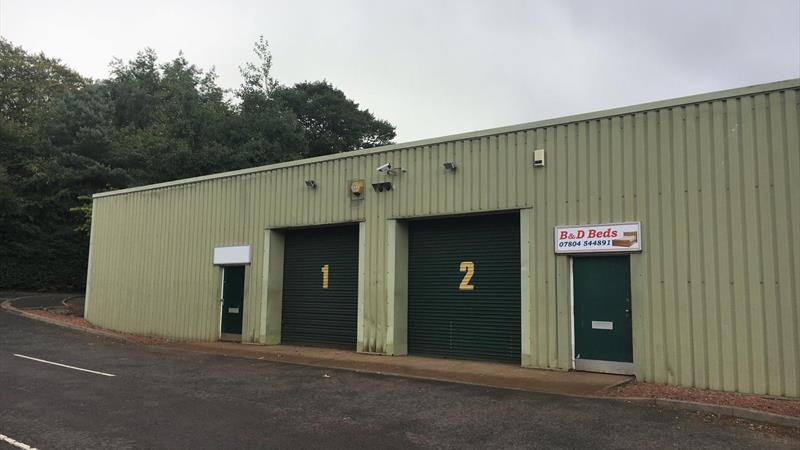 Workshop Unit With Ample Parking